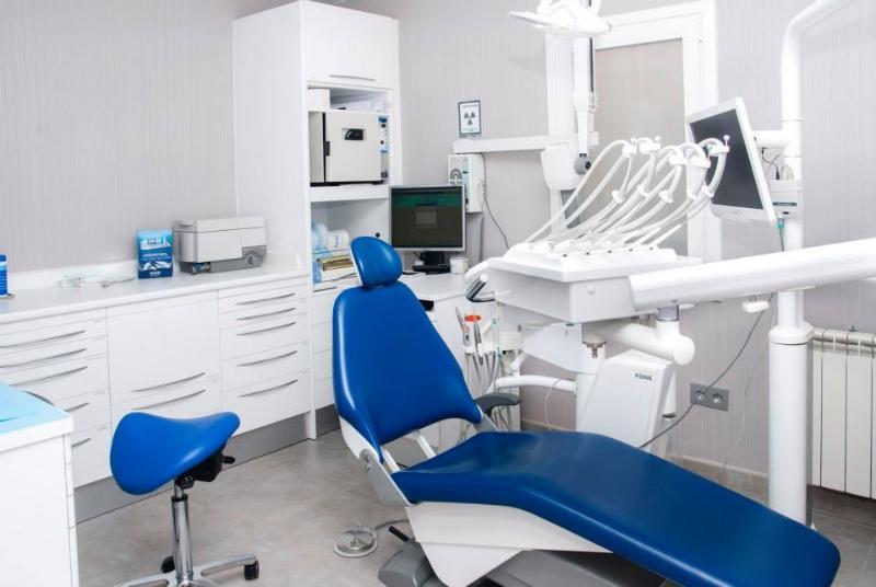 Gabinete 2 Clínica Dental Moratalaz