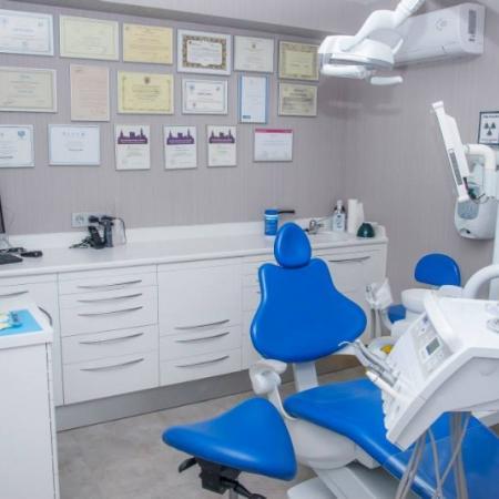 Gabinete 1 Clínica Dental Moratalaz